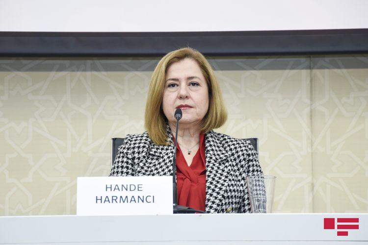 """""""Koronavirusa qarşı peyvəndlərin uşaqlara tətbiq olunması düşünülmür"""" – Hande Harmancı"""