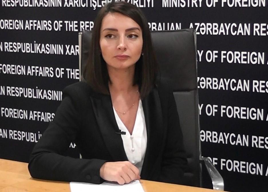 """""""Ermənistanın rəhbərinin təbriki riyakarlığın ən yüksək səviyyəsidir"""" –"""
