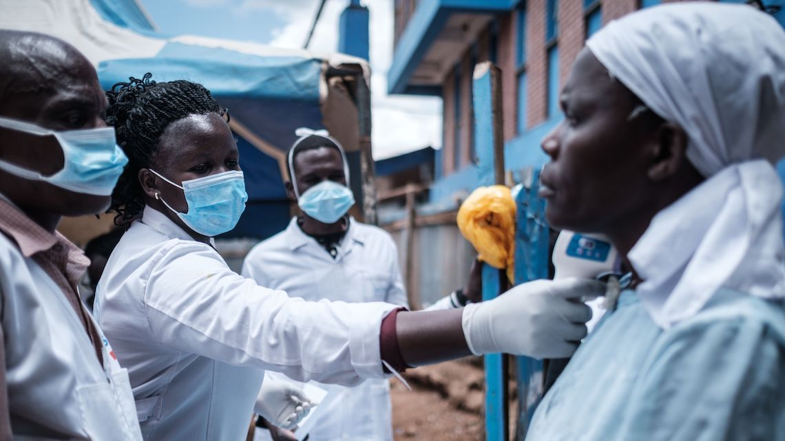 Afrikada koronavirus: