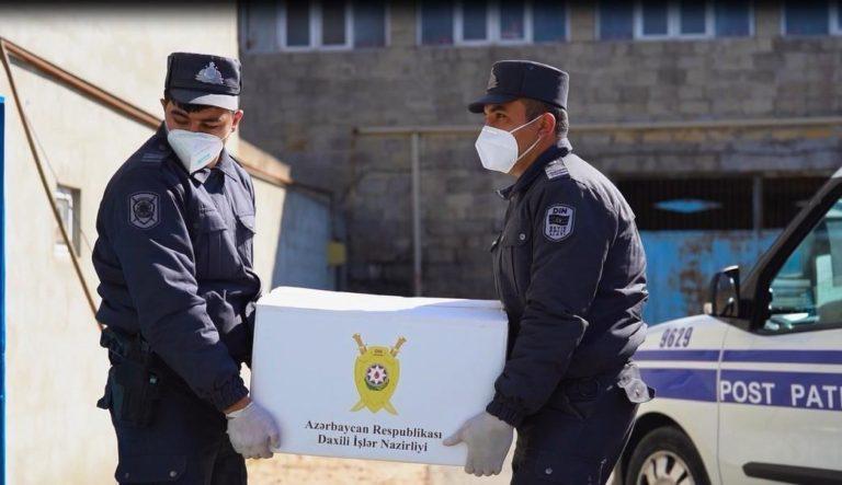Polisin fədakar xidməti haqqında videorolik hazırlandı –VİDEO