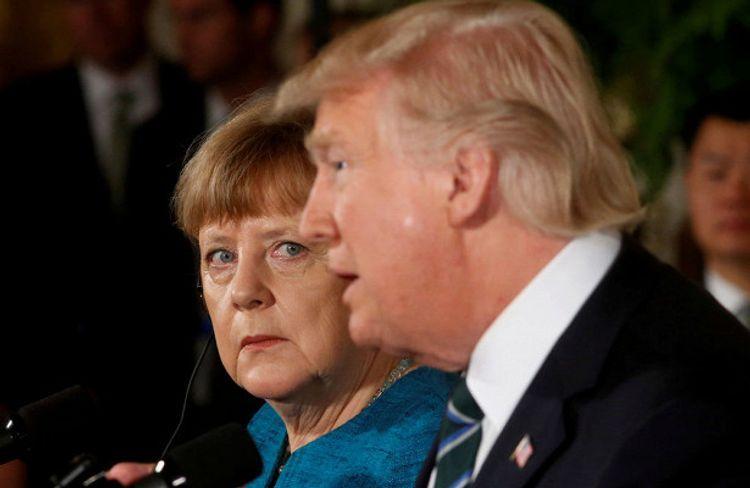 """""""Almaniya ABŞ-a qarşı sanksiyalar hazırlayacaq"""" –"""