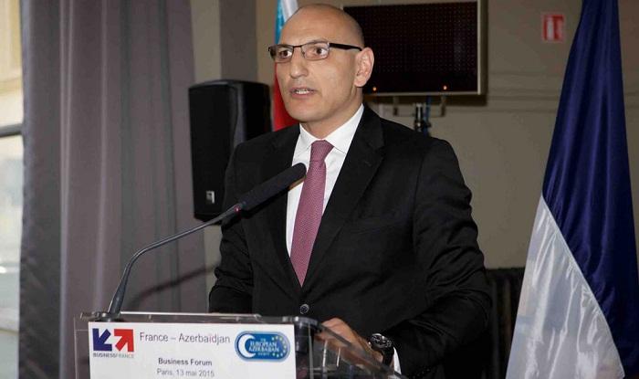 Mehriban Əliyevanın köməkçisi Fransa mətbuatına Qarabağdan danışdı:  -