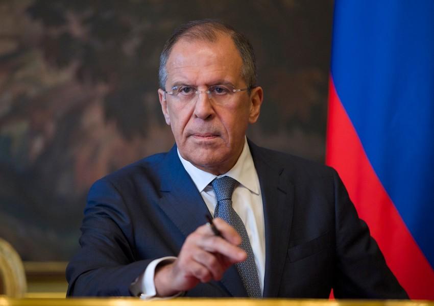 """Lavrov: """"Paşinyanla Qarabağla bağlı humanitar mərkəz məsələsi müzakirə ediləcək"""""""