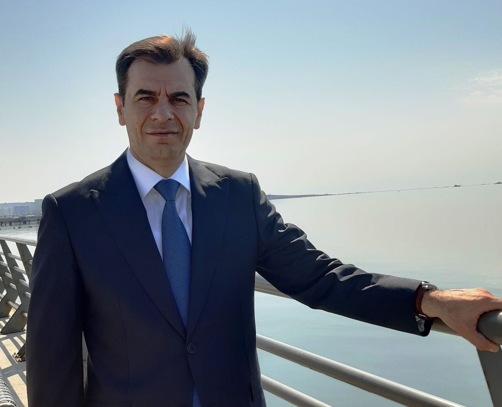 Ədalət Partiyası sədrinin müavini Elxan Şükürlü: