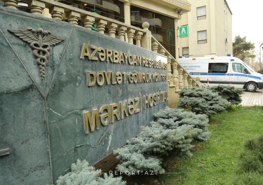 Mərkəzi Gomruk Hospitali Fəaliyyətini Bərpa Edir