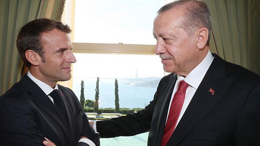 Ərdoğan Fransa prezidenti ilə danışıqlar aparacaq  –