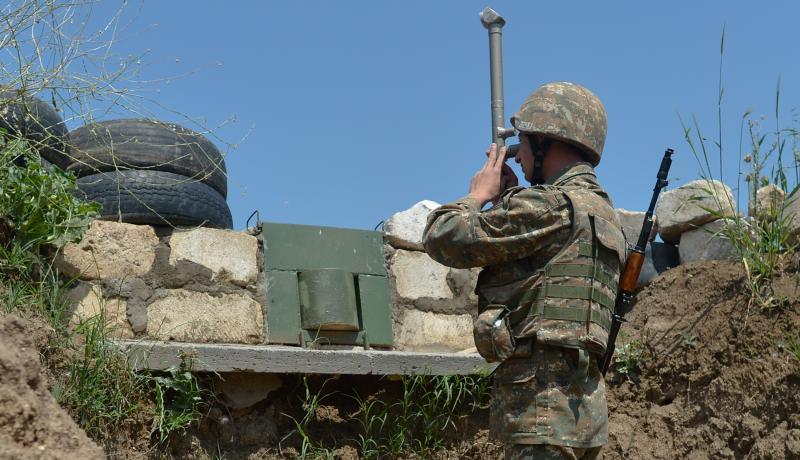 Ermənistanın İsrail silahı qorxusu  –