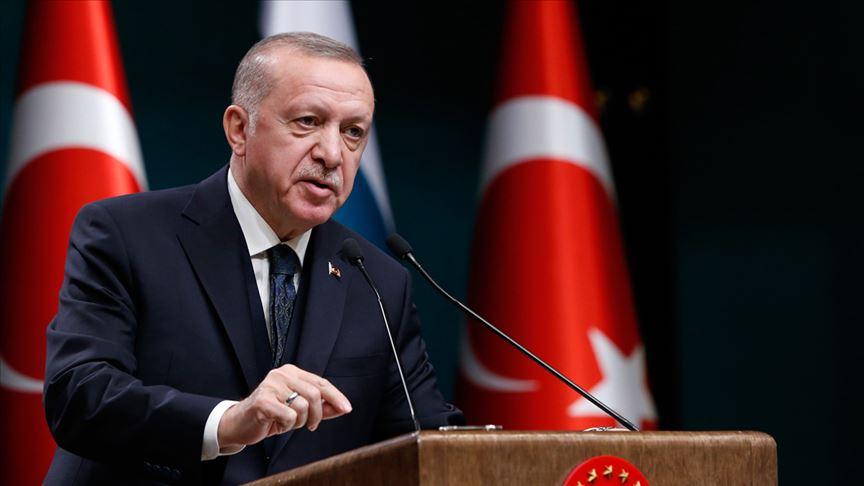 """Ərdoğan: """"Türkiyə-Gürcüstan strateji əməkdaşlığı davam etdiriləcək"""""""
