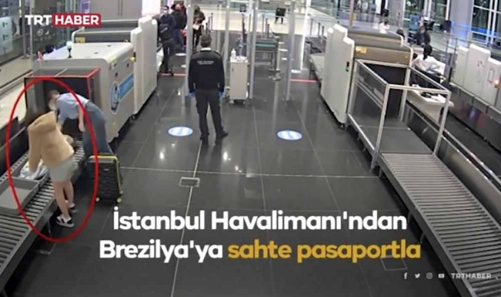 İstanbul hava limanında PKK terrorçusu saxlanılıb