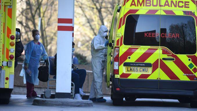 Britaniyada daha 41346 nəfər koronavirusa yoluxub –1295 nəfər isə vəfat edib