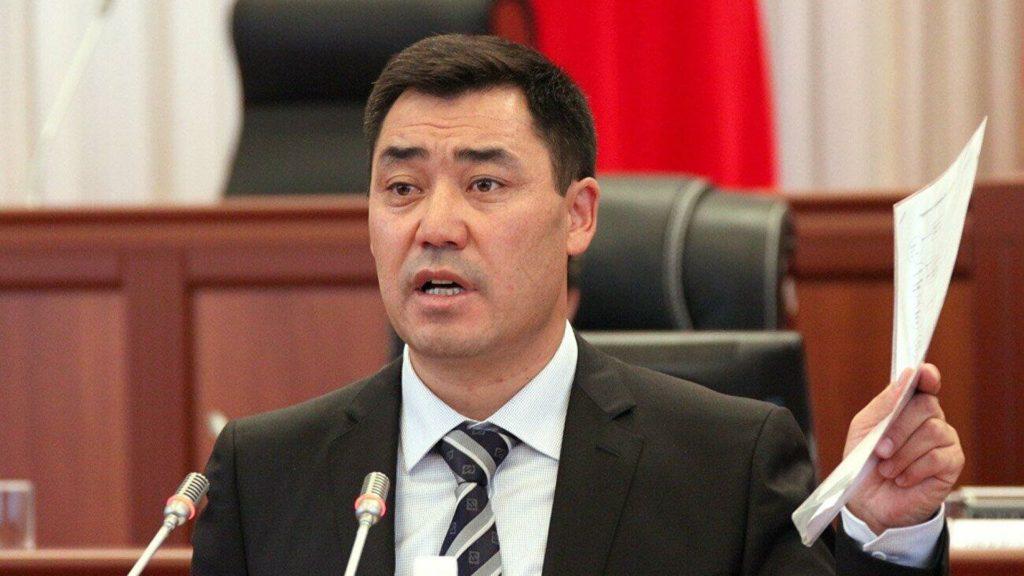 """Qırğızıstan prezidentinin """"qızgördü""""sü:"""