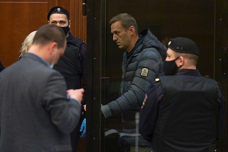 Rusiya məhkəməsi Navalnının günahkar olduğunu təsdiqləyib
