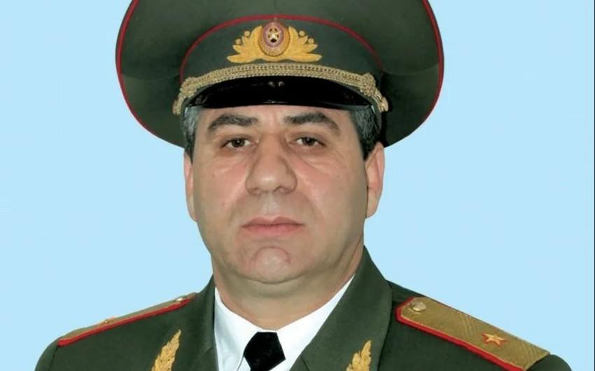 """Daha bir general Paşinyan əleyhdarlarına qoşuldu: """"Birmənalı dəstək ifadə edirəm"""""""
