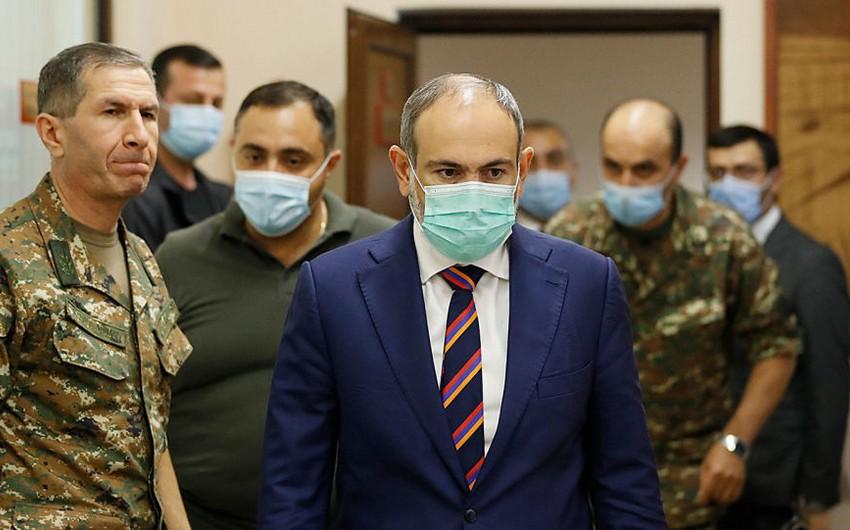 Ermənistanın Silahlı Qüvvələri Paşinyana qarşı daha bir bəyanat yaydı: